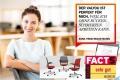 Die Fachzeitschrift Facts testet den Valyou Bürodrehstuhl